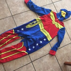 Other - Dc superhero onesie girls  Halloween costume